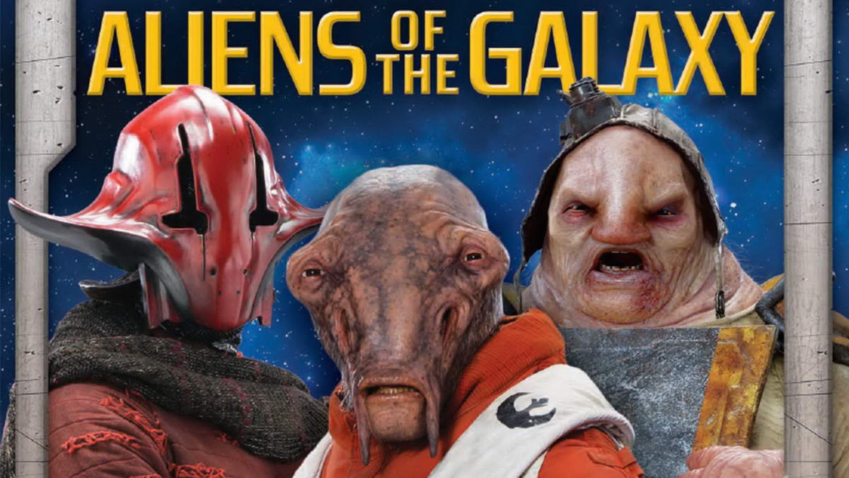 Aliens of the Galaxy