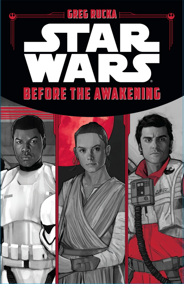 TFA Before the Awakening cover