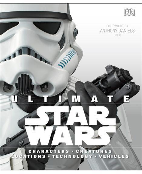 Ultimate star wars dk