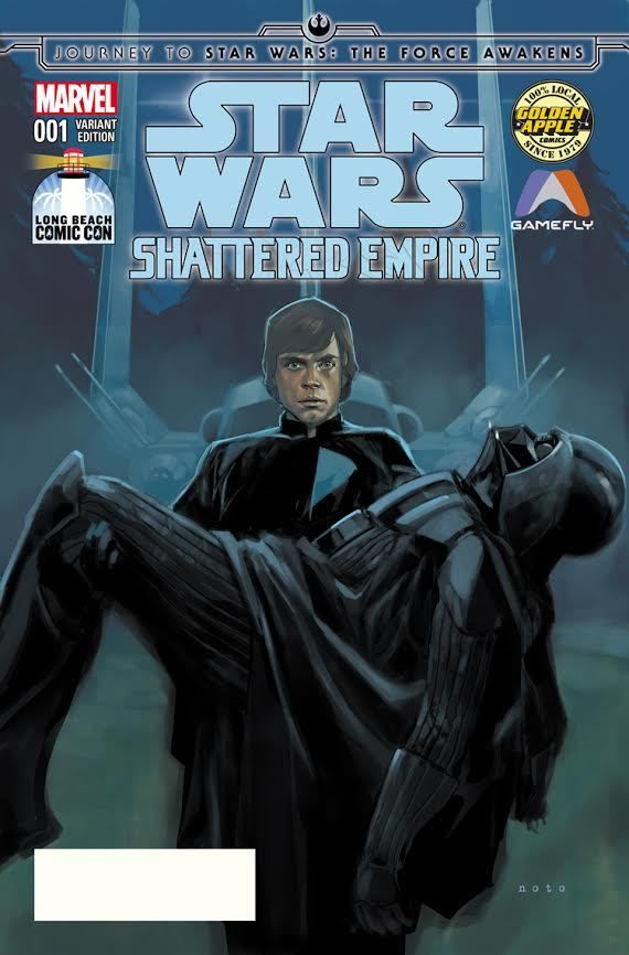 Shattered Empire - Phil Noto