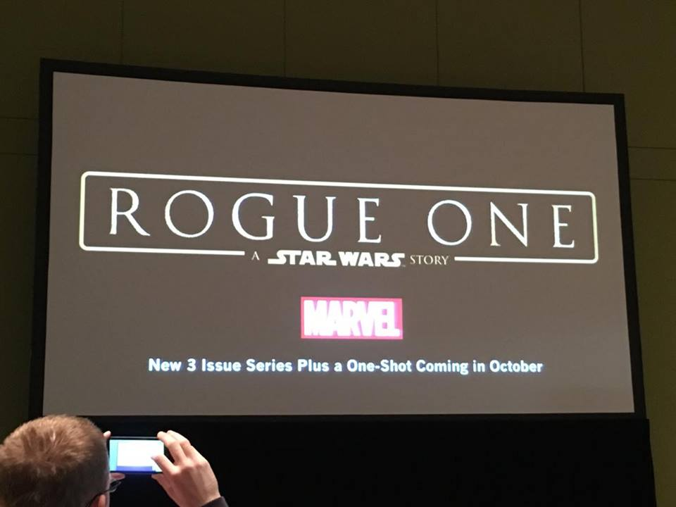 rogue one marvel