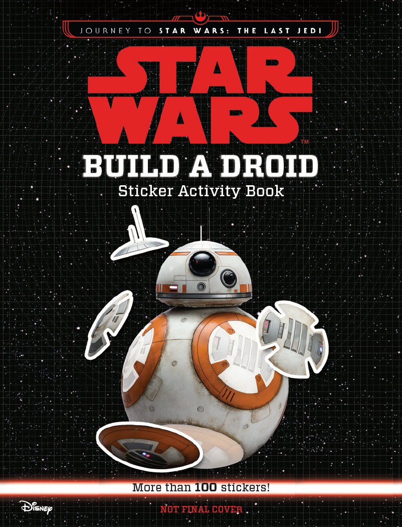 Journey to Star Wars The Last Jedi - Build a Droid