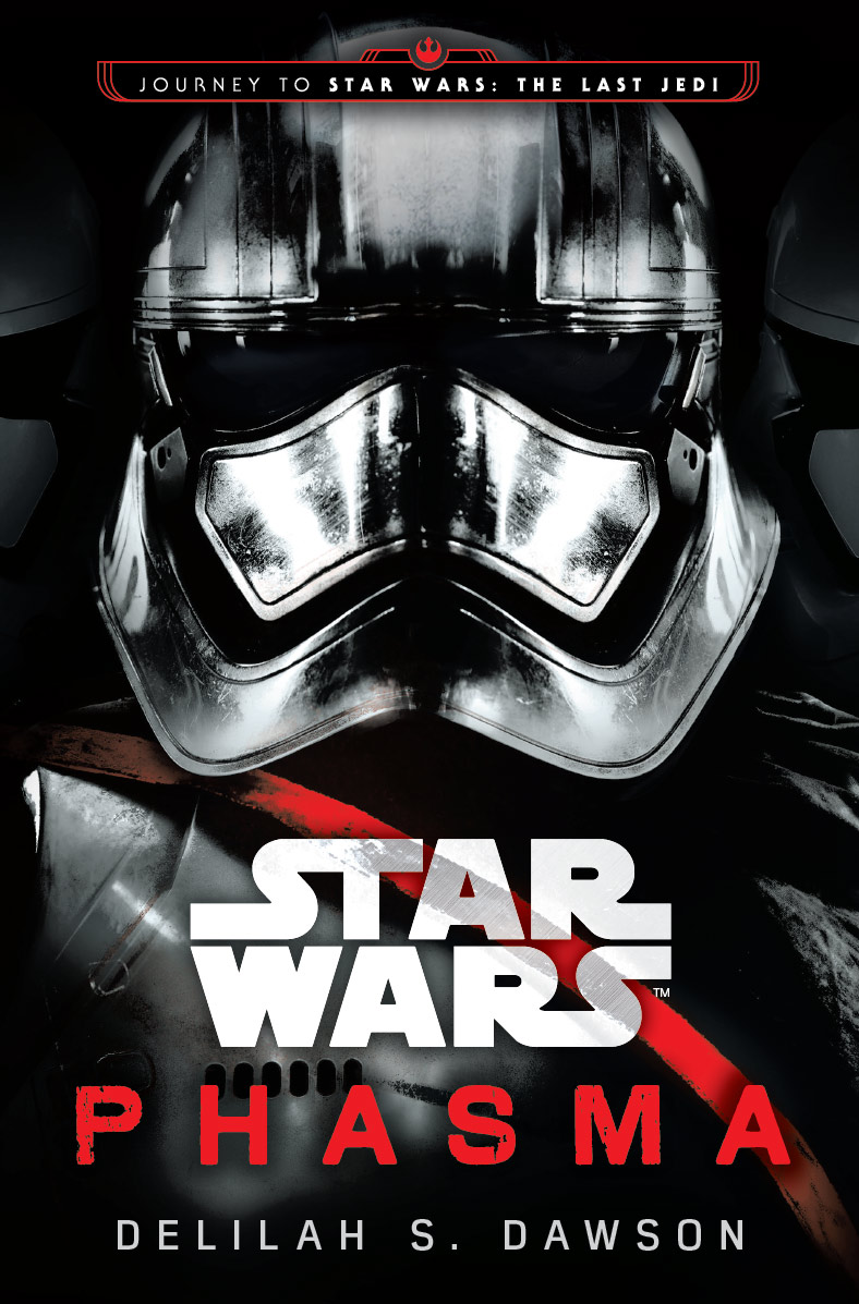 Journey to Star Wars The Last Jedi - Phasma
