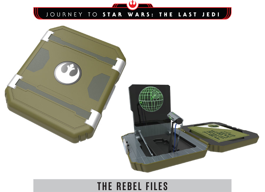 Journey to Star Wars The Last Jedi - The Rebel Files