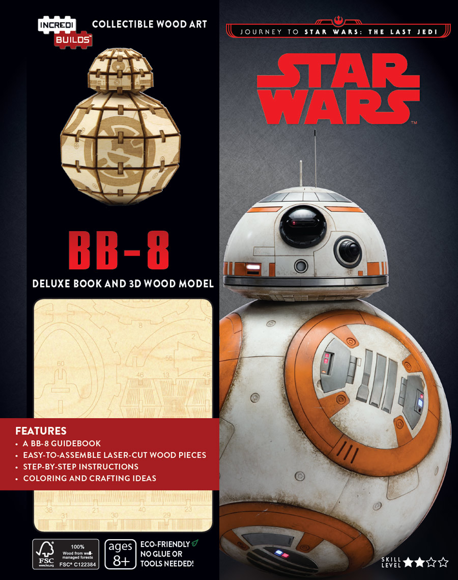 Journey to Star Wars The Last Jedi BB-8
