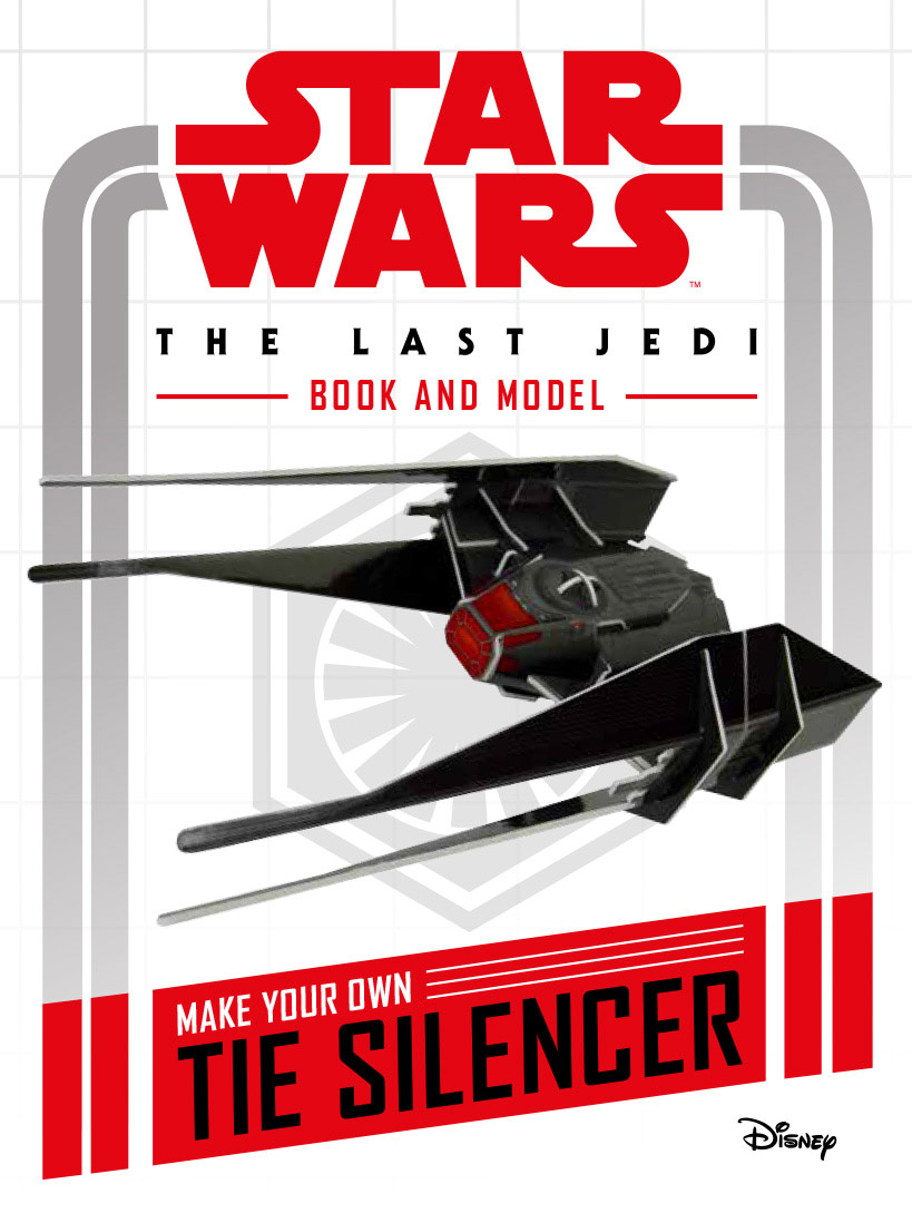 Make Your Own TIE Silencer