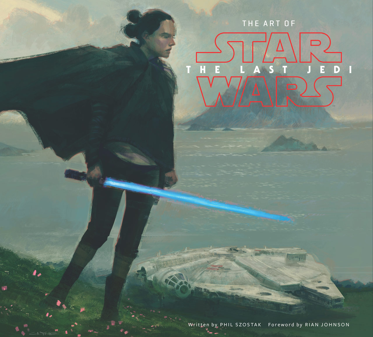 The Art of Star Wars The Last Jedi