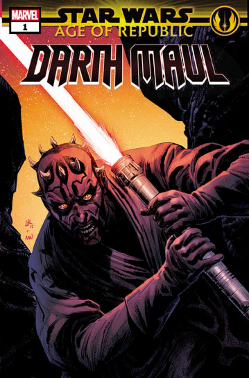 Star Wars: Age of the Republic - Darth Maul