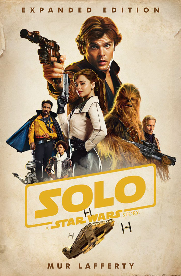 Solo: A Star Wars Story Novelization