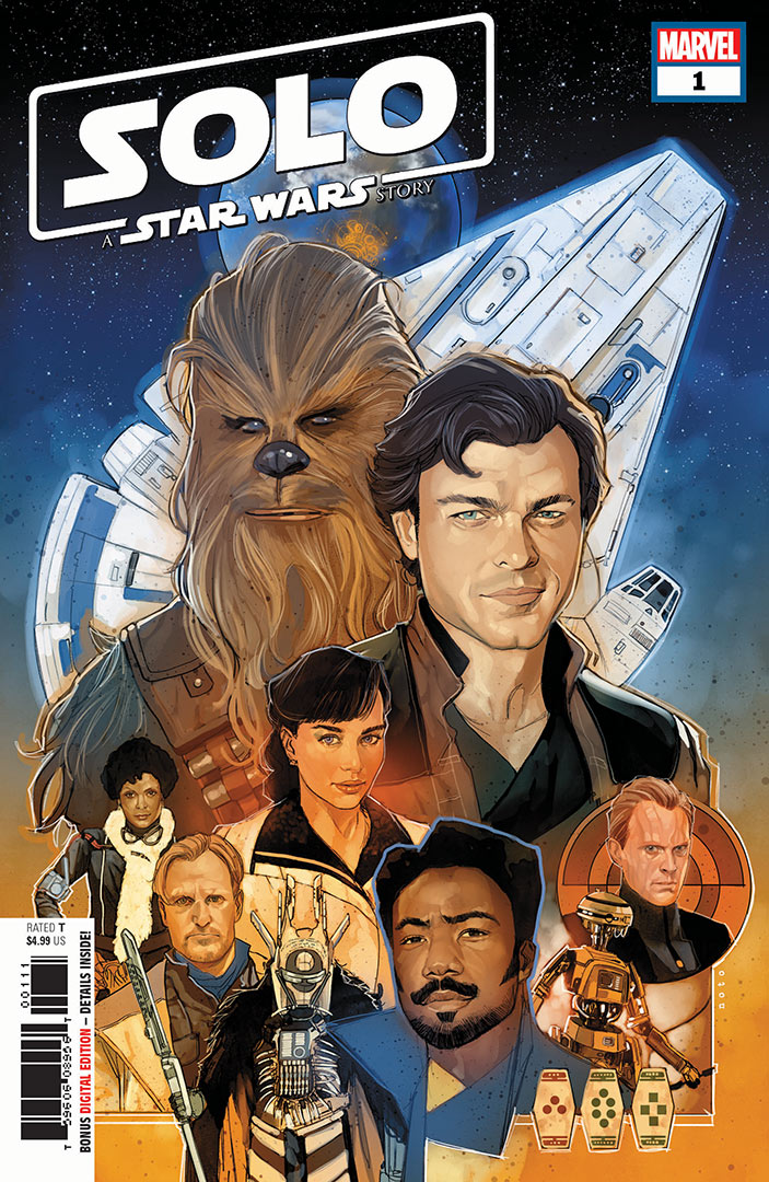 Solo: A Star Wars Story Comic Mini-series