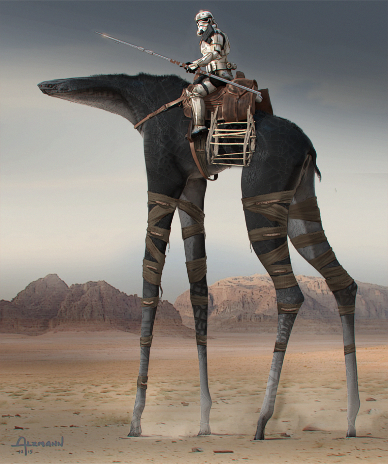 The-Art-of-Rogue-One-Jedha-Camel