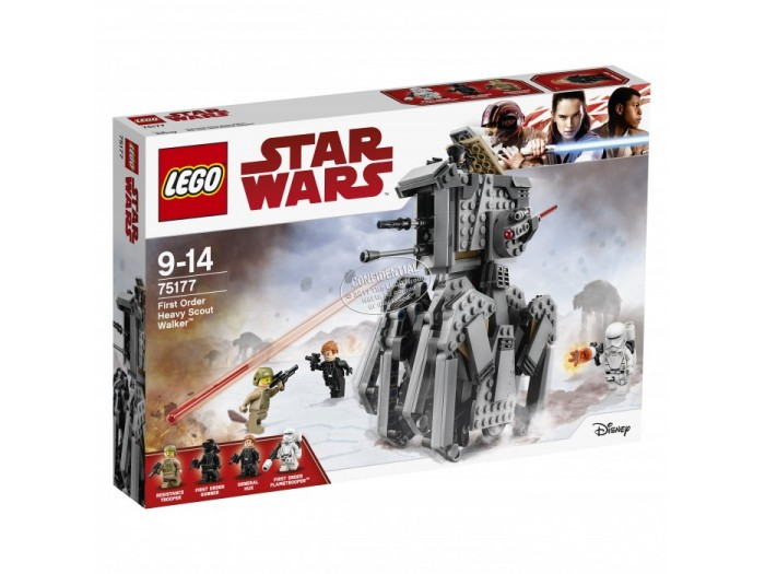 First Order Heavy Assault Walker-1