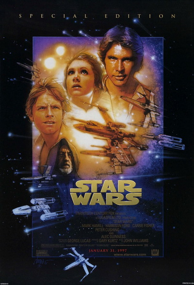 Star Wars 16 Special Edition 1997