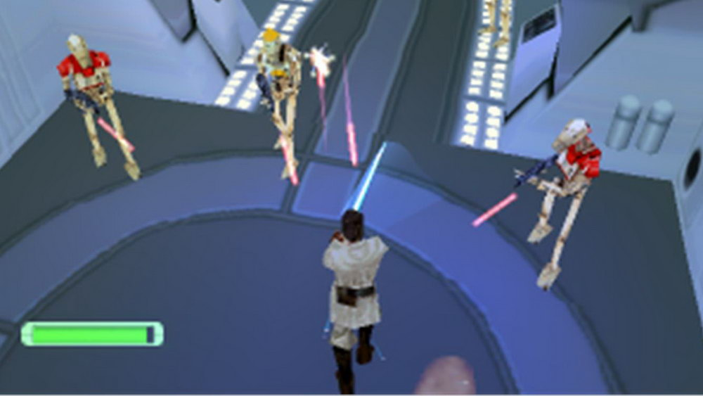 Star Wars Episode I The Phantom Menace игра
