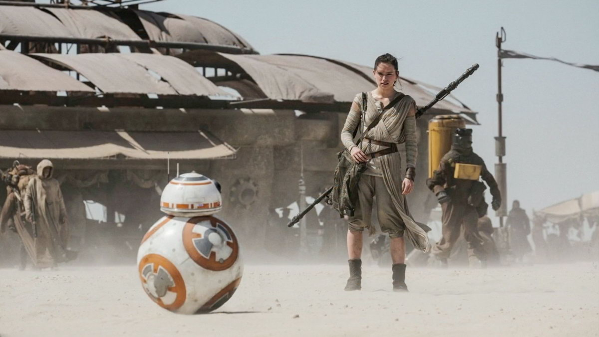 bb 8 and rey