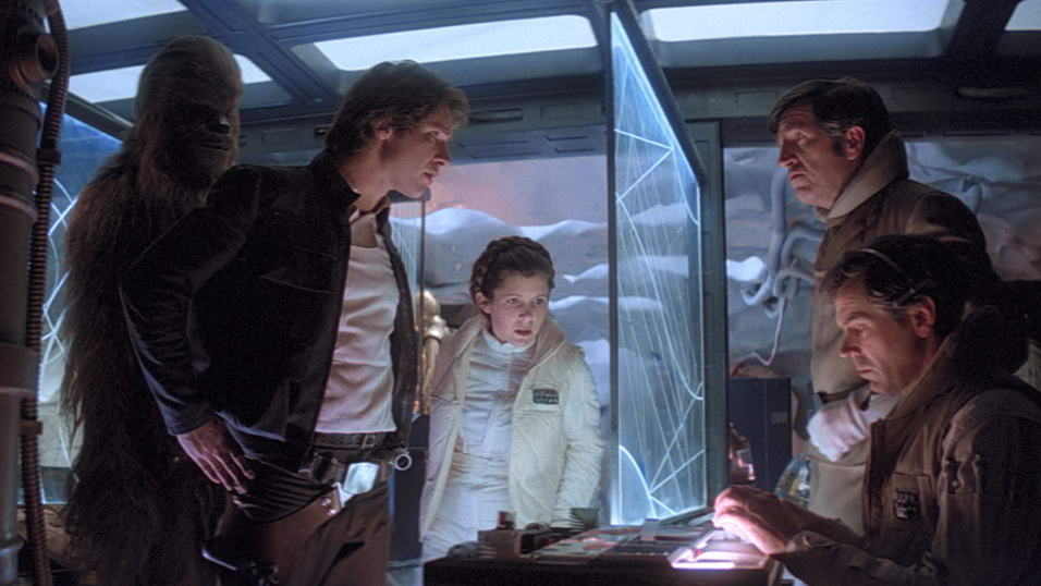 Star Wars Episode V Empire Strikes Back
