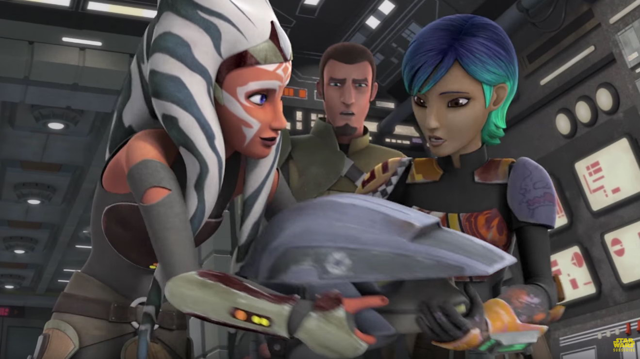 Someone You Can Count On The Lost Commanders Preview Star Wars Rebels