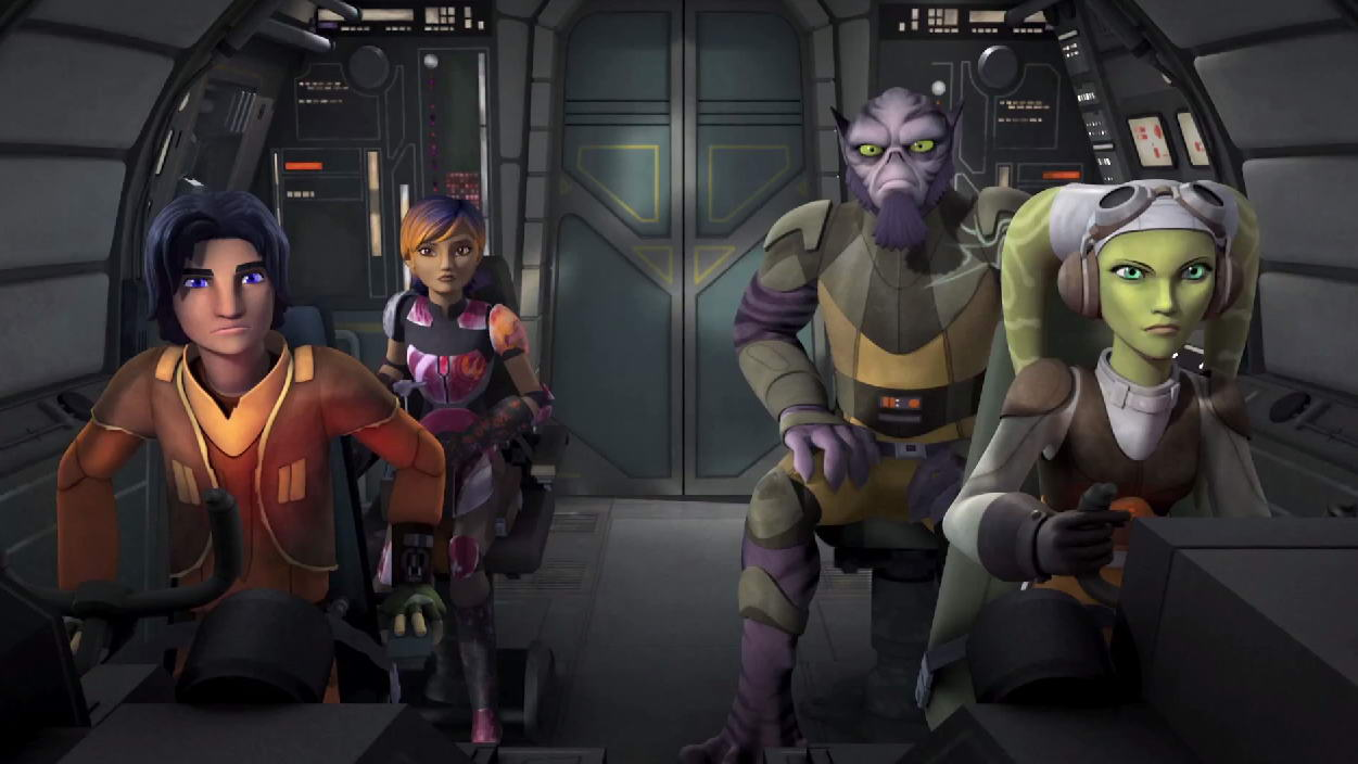 Star Wars Rebels A Look Ahead