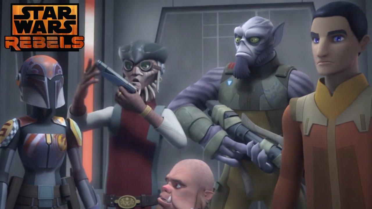 Мультсериал Звездные Войны: Повстанцы (Star Wars Rebels): rebels season 3