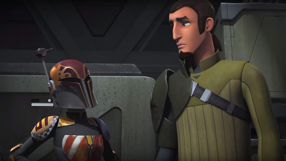 Star Wars Rebels - reunion