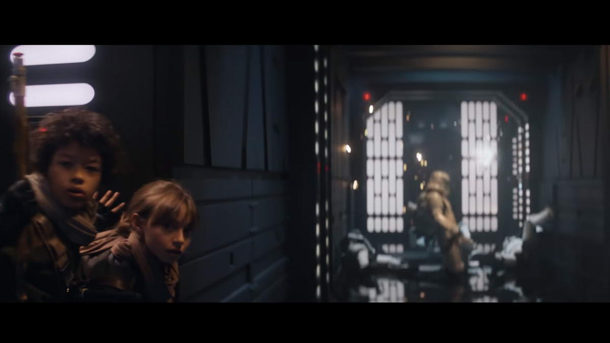 Rogue One Duracell commercial