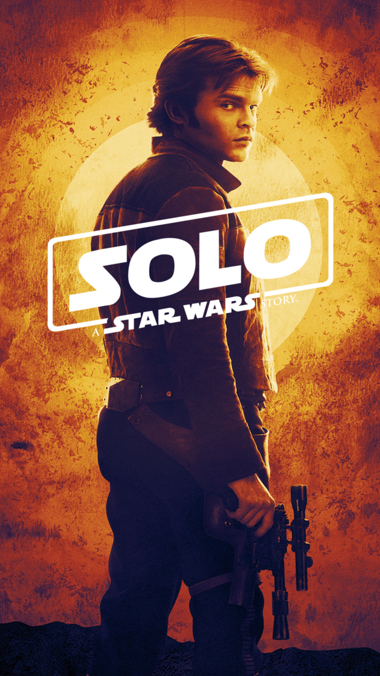 new solo a star wars story poster