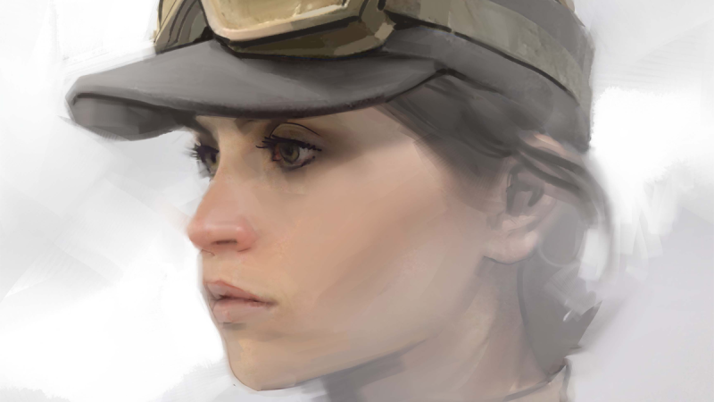 The Art of Rogue One - Jyn