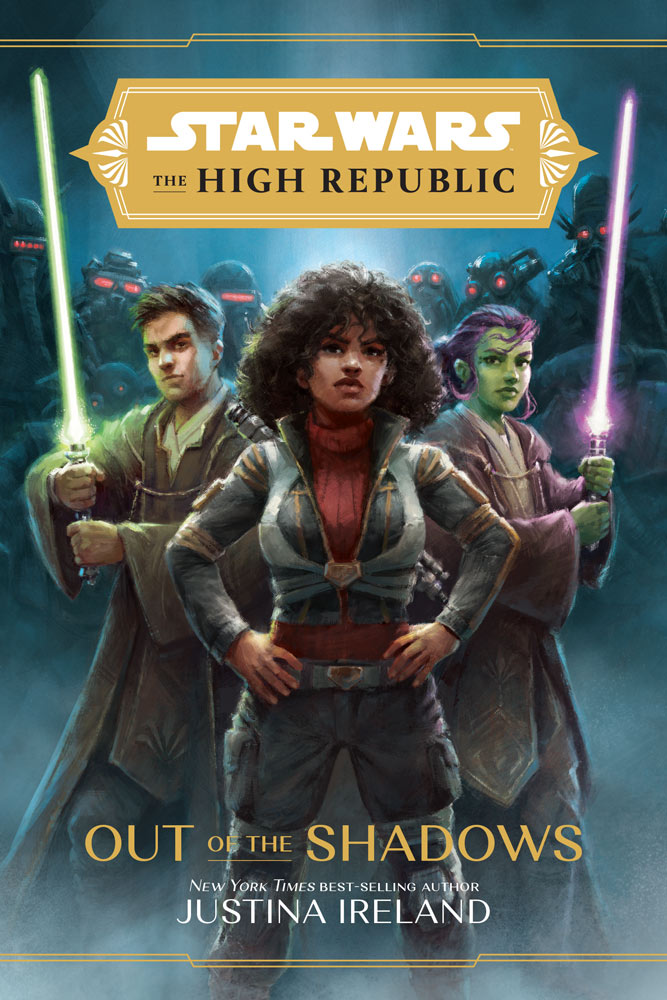 Out of the Shadows star wars the high republic