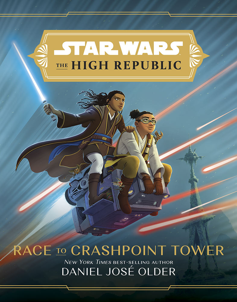 race to crashpoint tower star wars the high republic