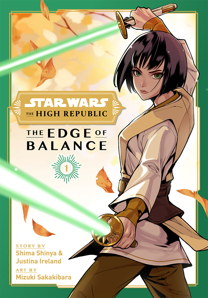 the high republic manga edge of balance