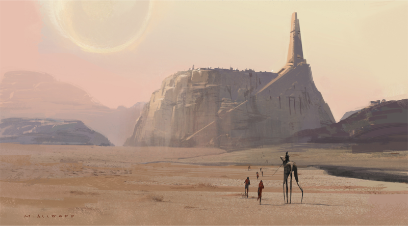 The-Art-of-Rogue-One-Jedha-Exterior