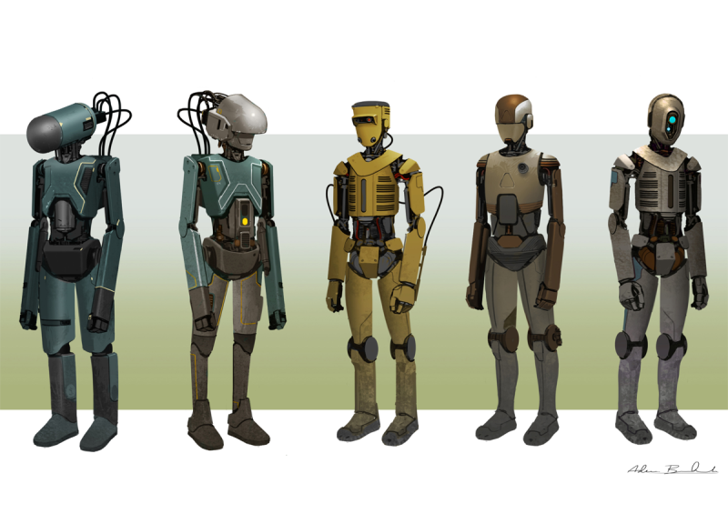 The-Art-of-Rogue-One-Protocol-Droids