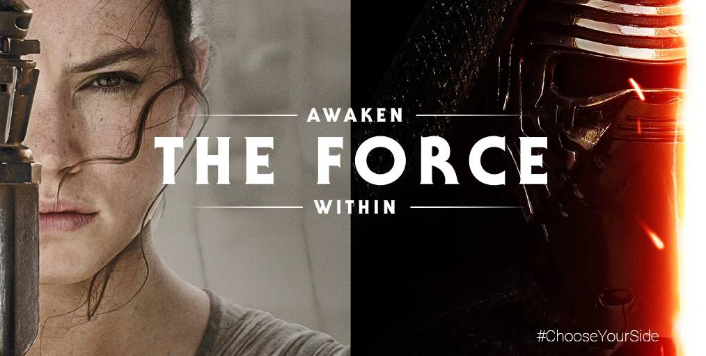 Awaken The Force Within