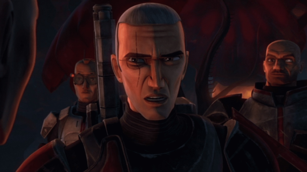 The Clone Wars Season 7 The Bad Batch