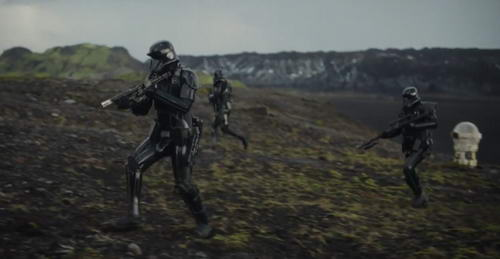 Deathtroopers search