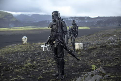 Rogue One Death Troopers doll