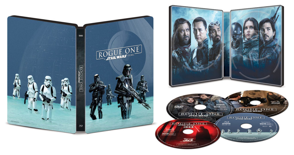 rogue one bby steelbook