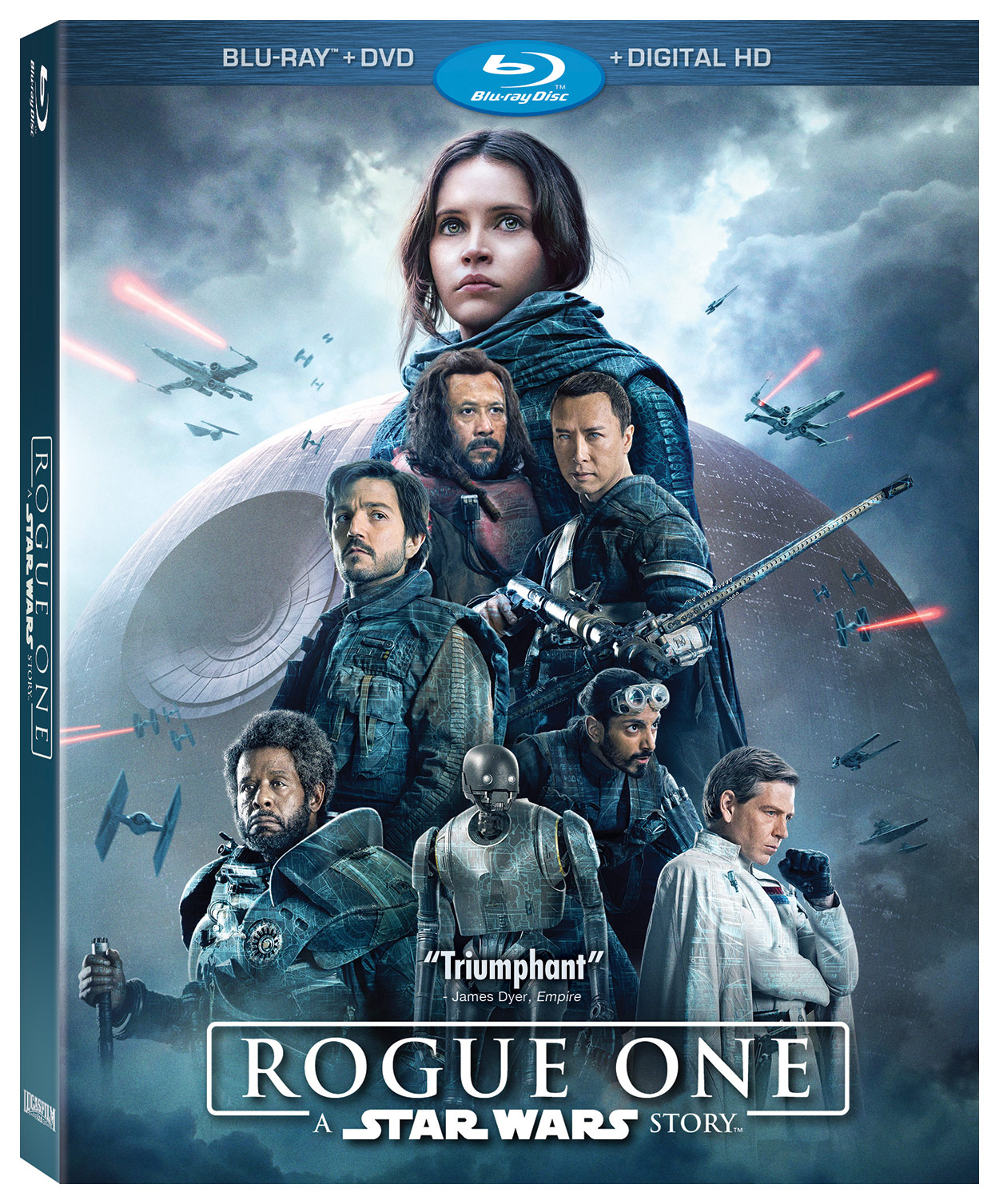 rogue one bd combo pack global