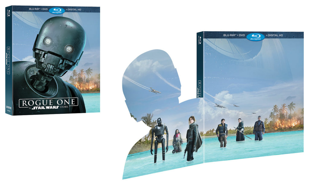rogue one bd combo pack Walmart