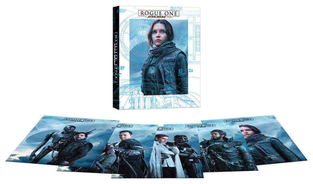 rogue one target digipack